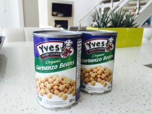 Two Cans ChickPeas